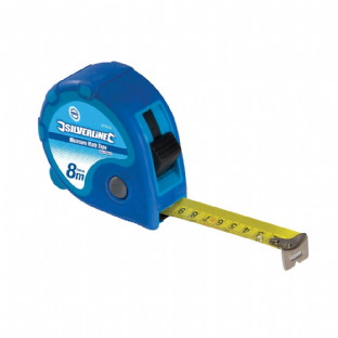 Silverline 675242 Measure Mate Tape